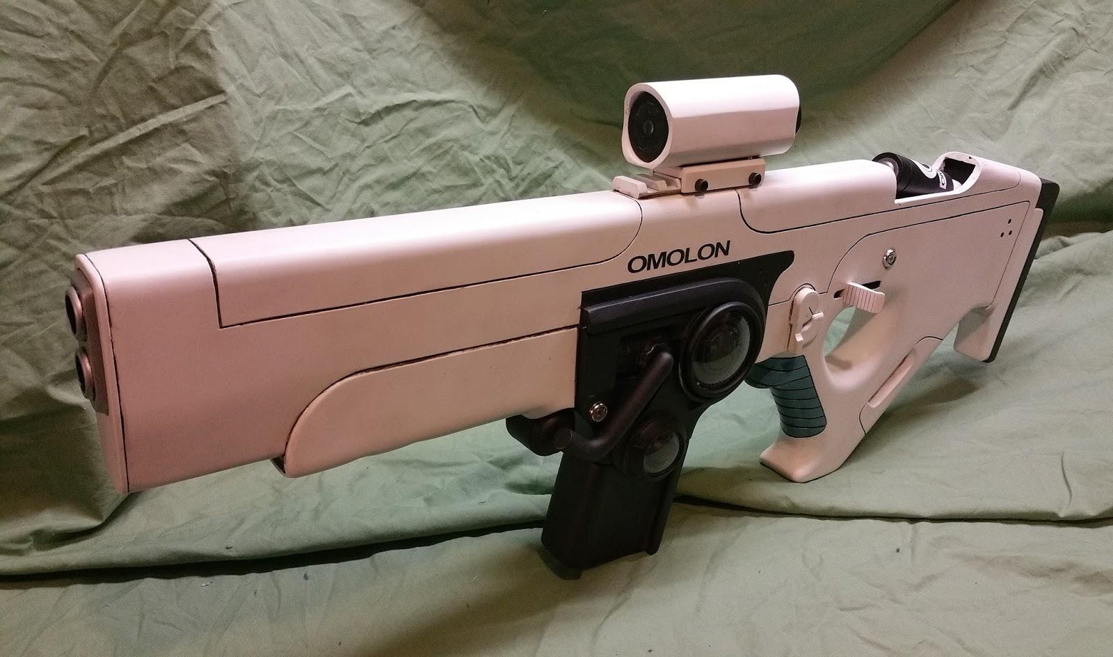 Weaselhammer Props Destiny Quot Hung Jury Quot Scout Rifle Build