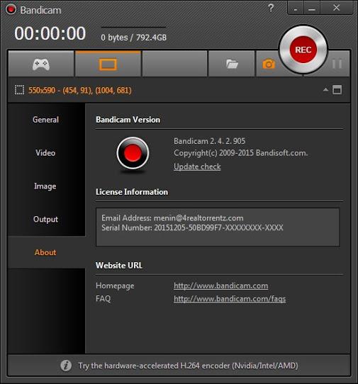 Bandicam 3.2.4.1118 Full Version - Bismillah Gratis™