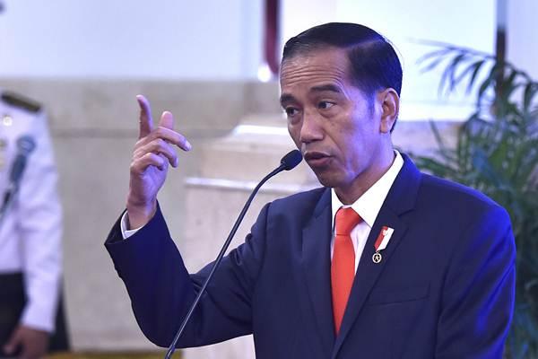 Jokowi Tegaskan BLT 600 Ribu Harus Uang Bukan Sembako, yang Melanggar Laporkan Segera