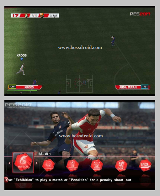 Download Pes-2017 PPSSPP Army ISO dan Save Data Terbaru