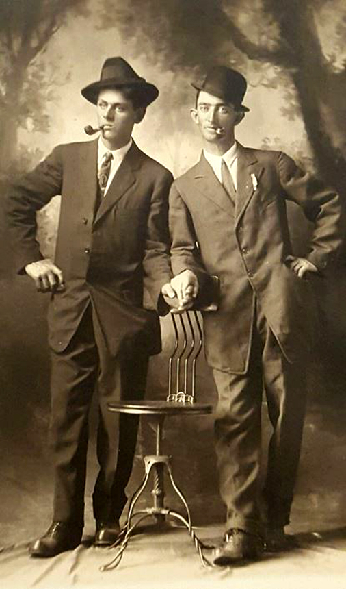 Homo History Vintage Photos Of Gay Couples-4791