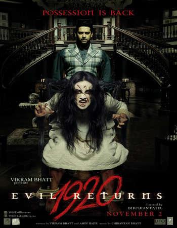 1920: Evil Returns 2012 Full Hindi Movie BRRip Free Download