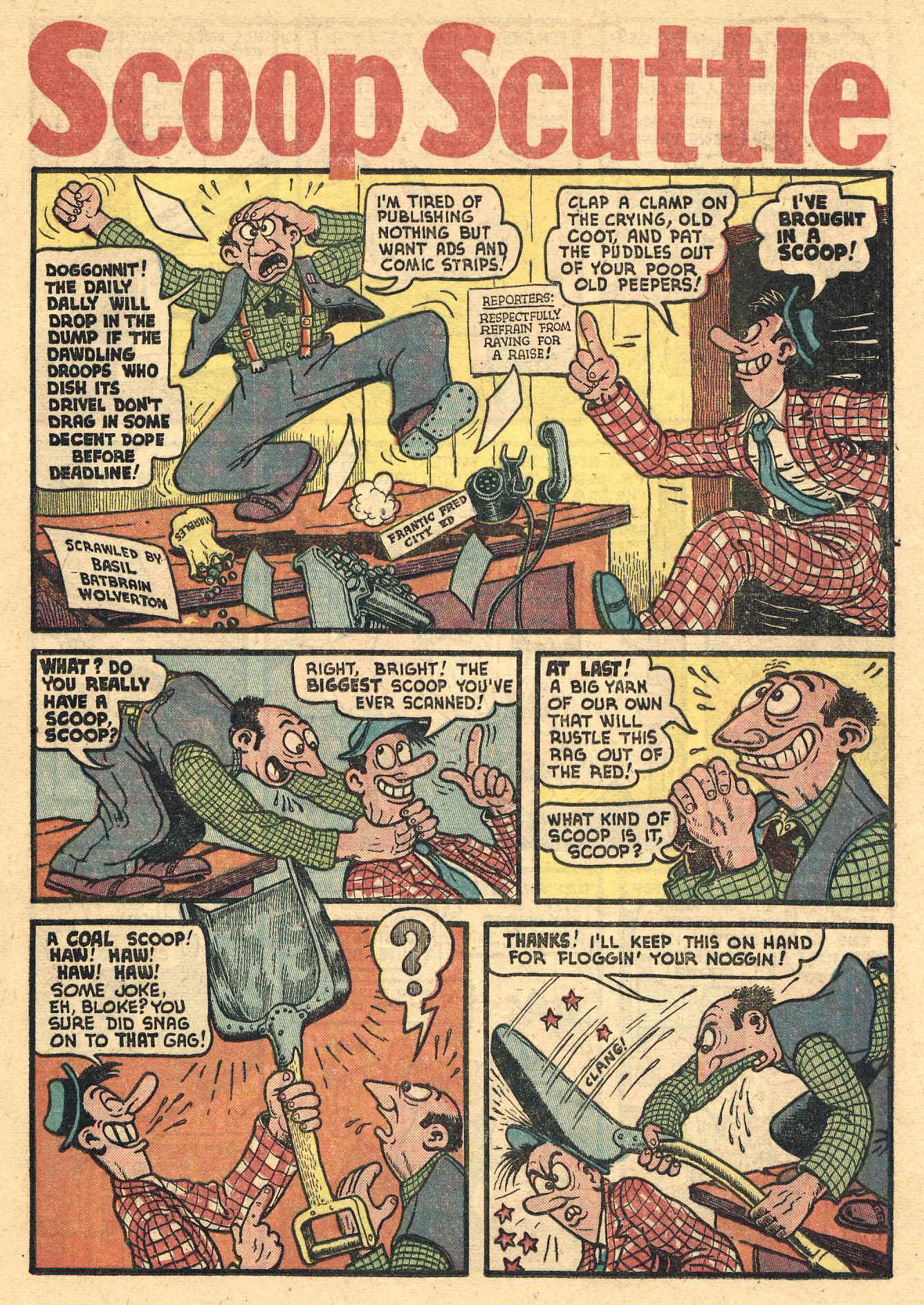 Daredevil (1941) issue 16 - Page 27