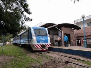 Bolatti acusa al gobierno nacional por haber dejado al Gran Resistencia sin servicio de trenes