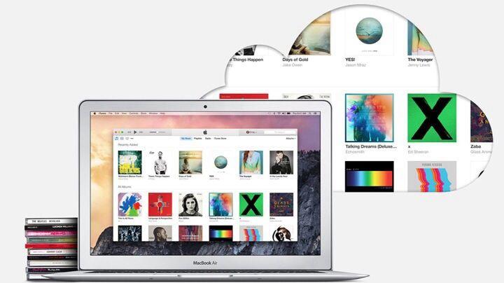 Mainkan Semua Musik kamu di Banyak Perangkat dengan iTunes Match