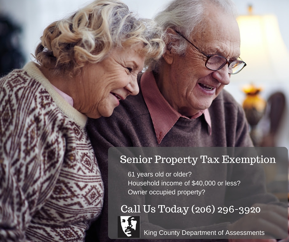 Shoreline Area News: Property tax exemption for seniors