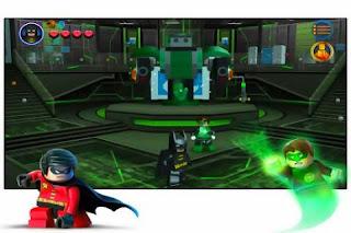 LEGO Batman DC Super Heroes apk mod