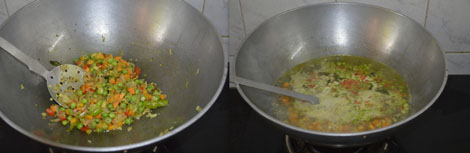 khichdi preparation