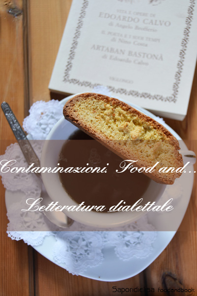 "Contest ""Contaminazioni food and letteratura"" di www.saporidielisa.it"