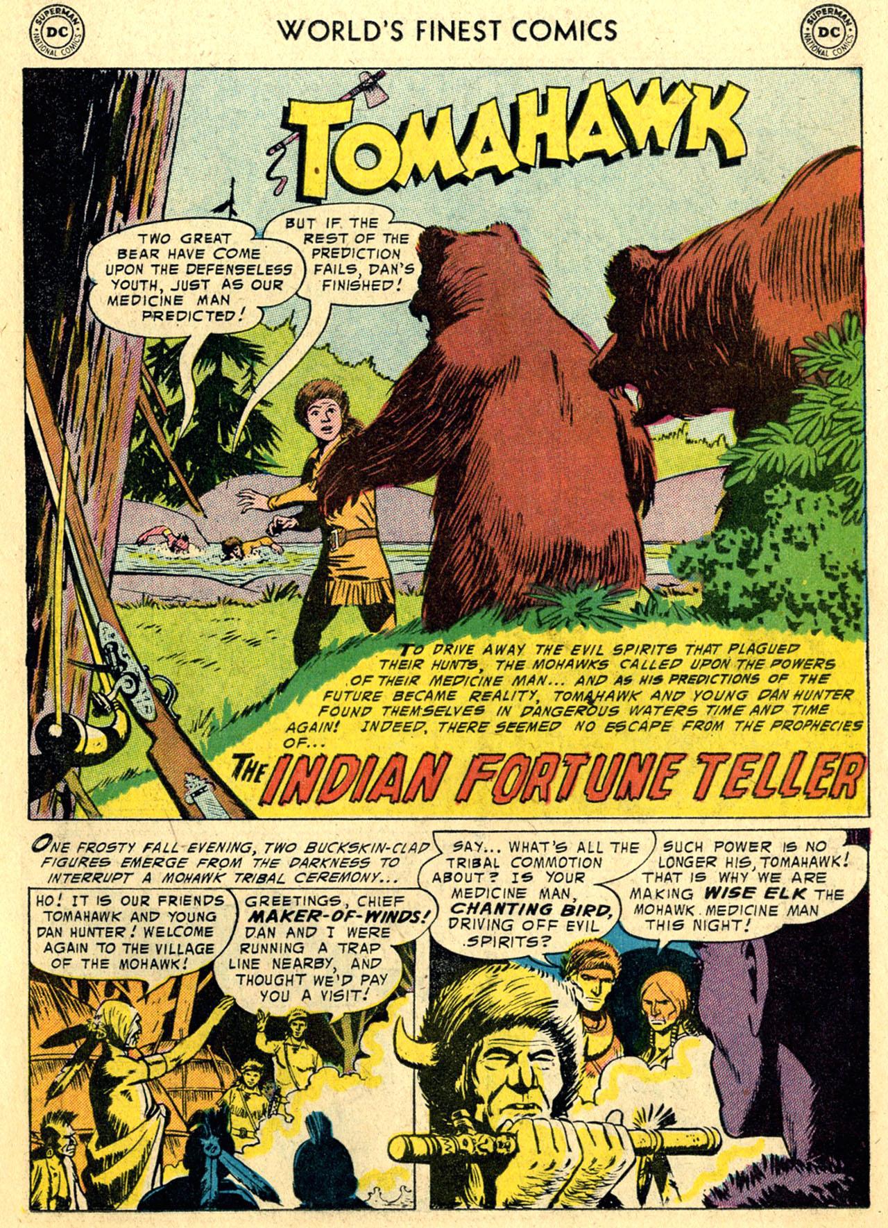 Read online World's Finest Comics comic -  Issue #82 - 15