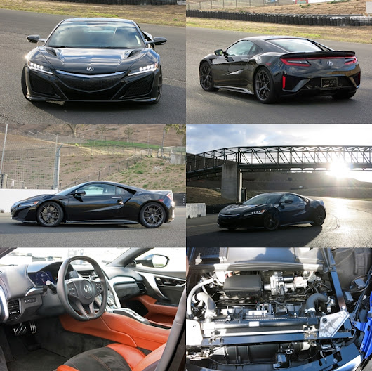 2017 Acura NSX - Review