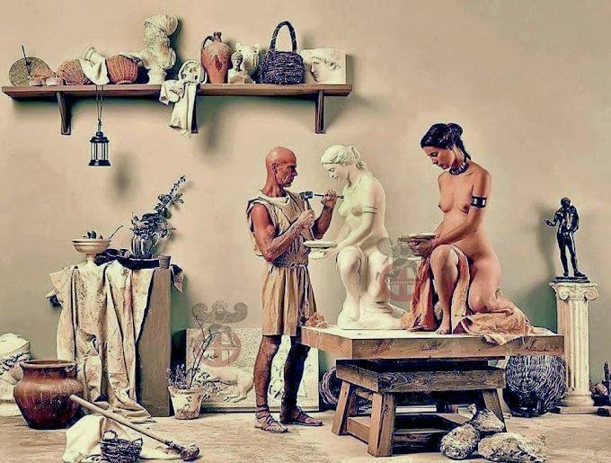 Τα πρώτα «ρομπότ του σεξ» δημιουργήθηκαν στην αρχαία Ελλάδα.