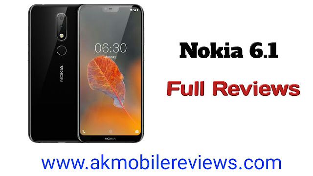 Nokia 6.1 Pro Full Review In Hindi