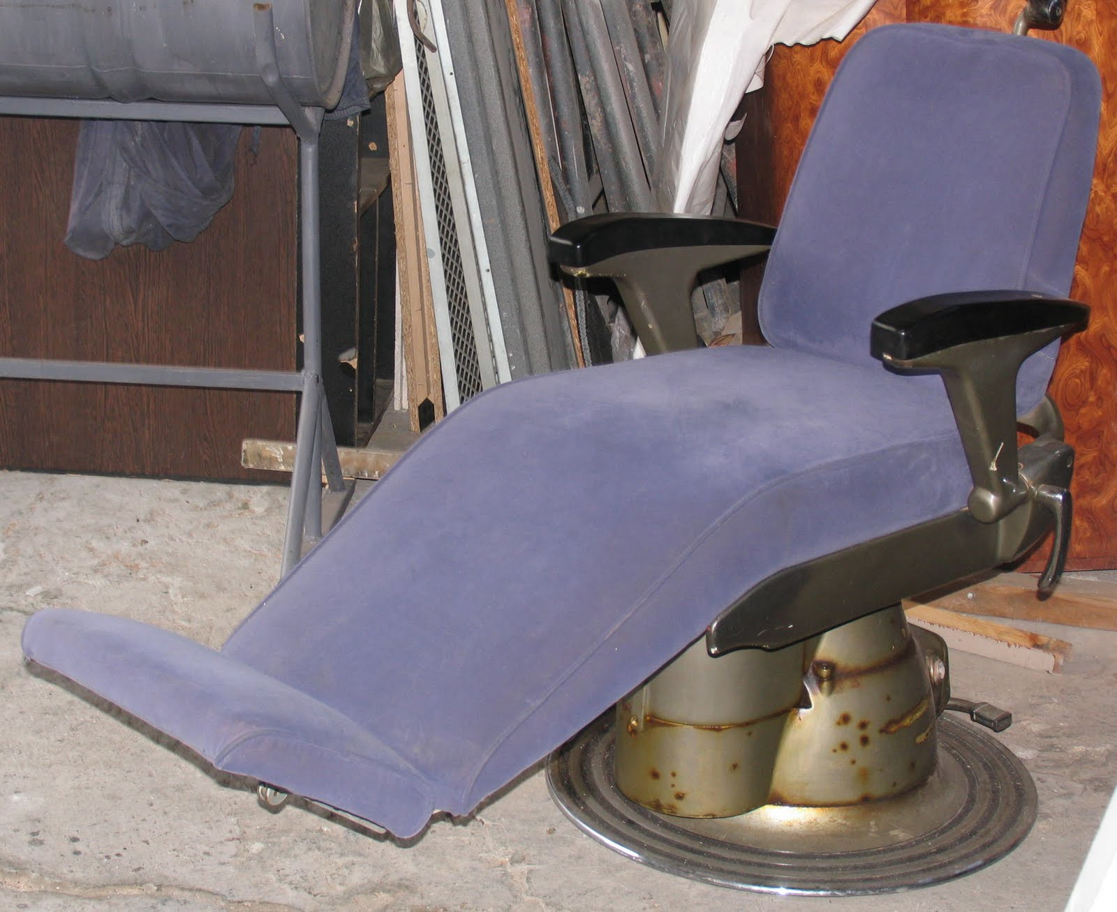 Antique Dentist Chairs Purple Chair Covers For Wedding 4d Retail 39s Sale