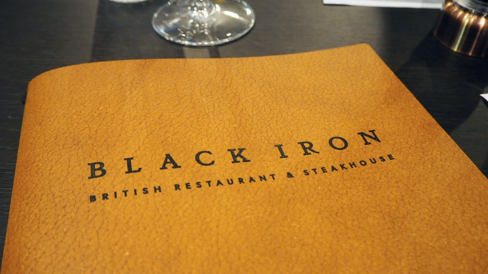 Black Iron Restaurant Winstanley House Leicester