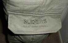 Sliders Cargo Riding Pants