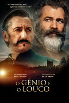 O Gênio e o Louco Torrent – BluRay 720p/1080p Legendado<