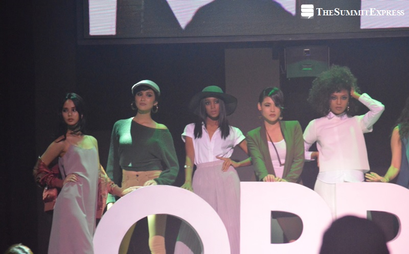 Philippine Next Top Model High Street contestants