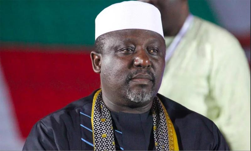 Rochas: I don't need more than 200 civil servants in Imo State