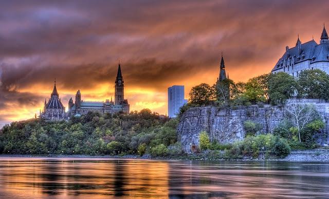 Fuso horário em Ottawa