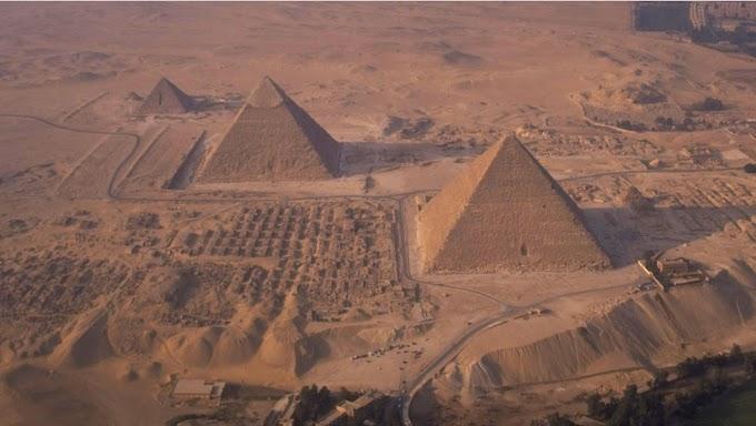 Αρχαιολόγοι ανακάλυψαν πώς κατασκευάστηκε η Πυραμίδα του Χέοπα.
