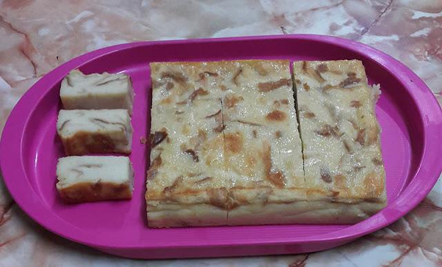 Resepi Bengkang Roti Mudah Dan Sedap