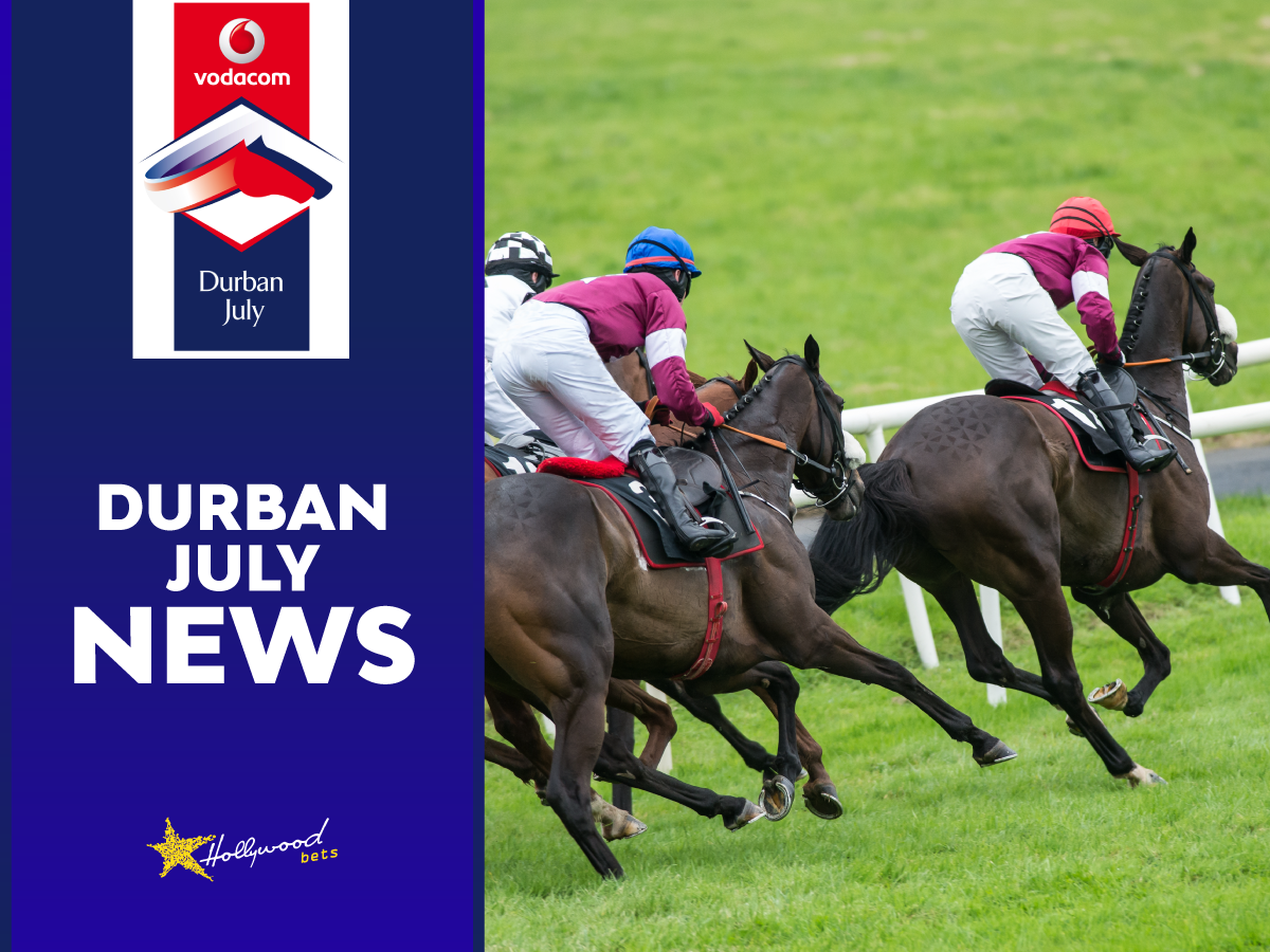Vodacom Durban July News - Horse Racing