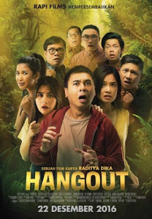 Download Film Hangout (2016) WEB-DL Gratis
