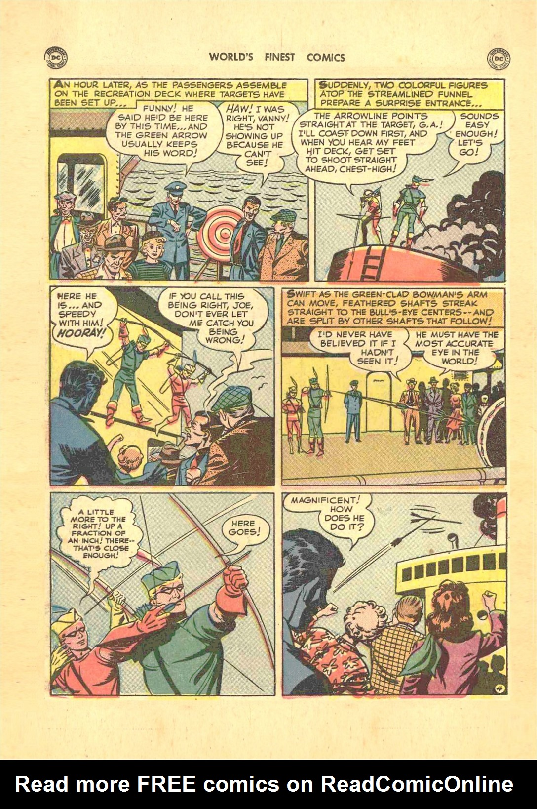 Read online World's Finest Comics comic -  Issue #50 - 20