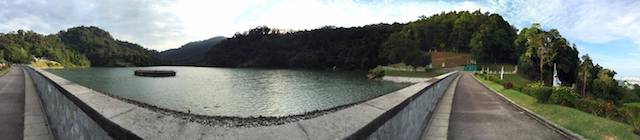 Beautiful Penang Air Itam Dam