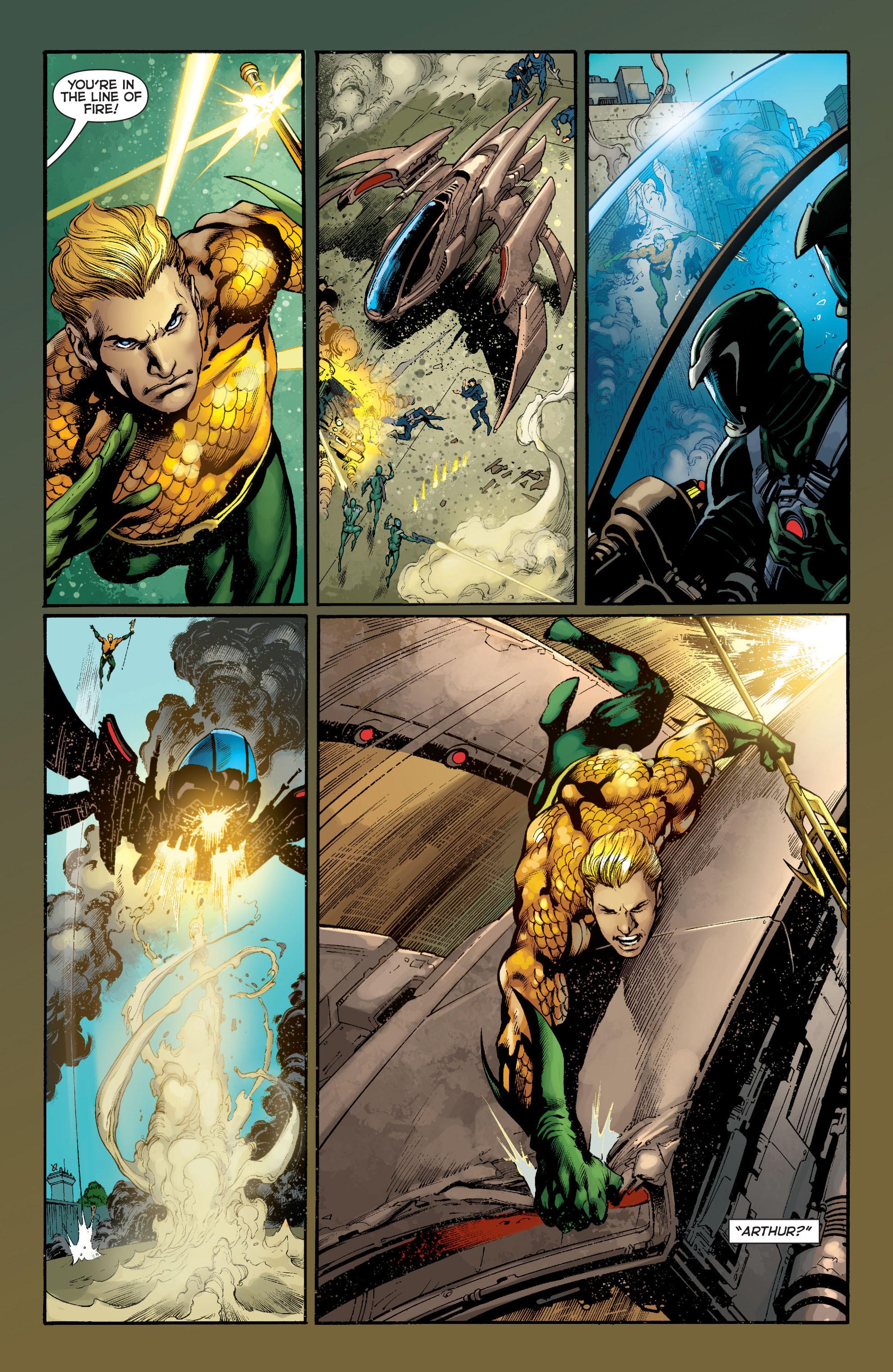 Read online Aquaman (2011) comic -  Issue #5 - 12