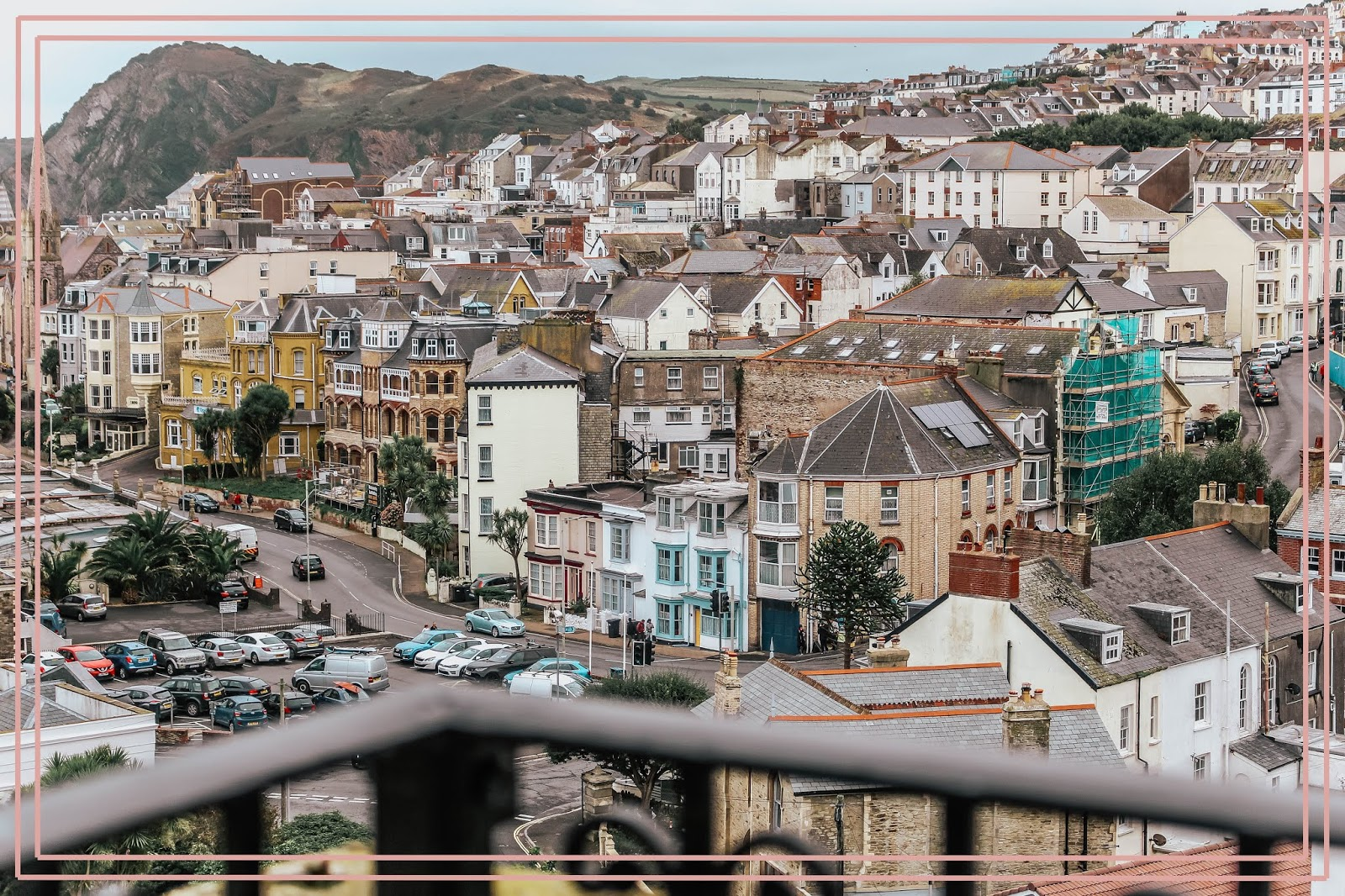 Ilfracombe Devon View 2018