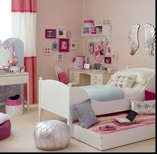 Cool Bedroom Alcove Ideas Layout ~ decoration