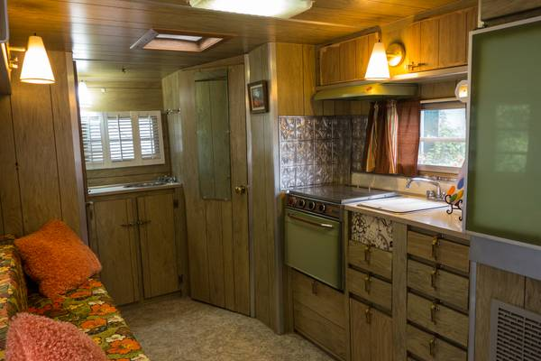 Used RVs Vintage Trailer for Rent For Sale by Owner