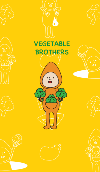 VEGETABLE BROTHERS