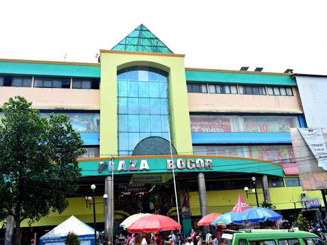 Pasar Bogor dari Masa ke Masa