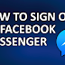 Turn Off Messenger Facebook