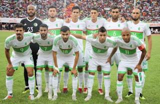 مبارتين وديتين من العيار الثقيل للمنتخب الوطني الجزائري في ماي