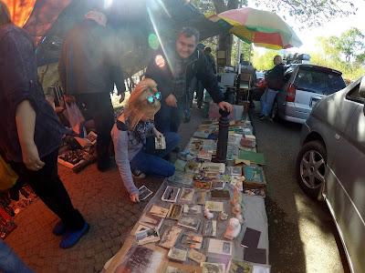 Suchy Most - lokalny bazar w Tbilisi