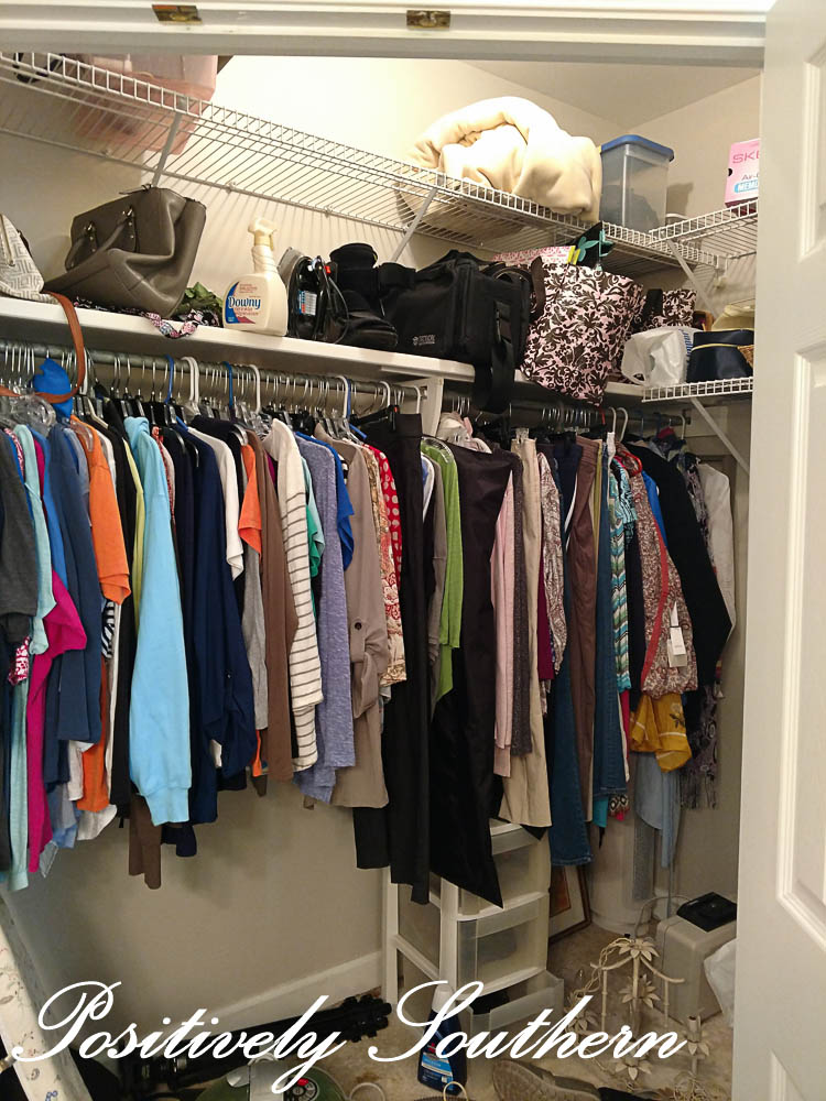 Some Of It Was Shuffled To Other Closets, Some Of It Was Sold At A  Consignment Sale And Lots Went To Salvation Army!