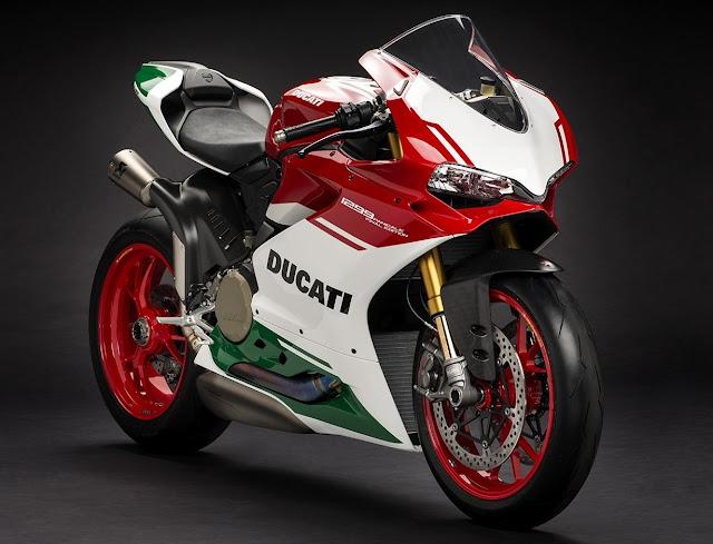 Lebih dekat dengan Ducati 1299 Panigale R Final Edition, Ducati Panigale yang terakhir ?