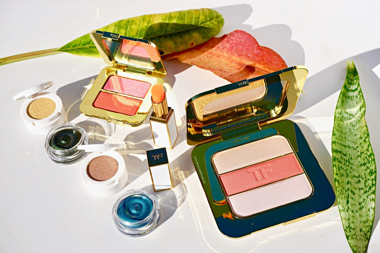 Beauty Professor Here Comes The Sun A Tom Ford Soleil Collection