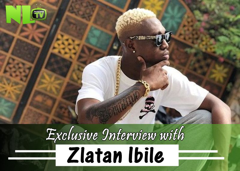 Meeting Olamide & Davido Changed My Life Completely - Zlatan