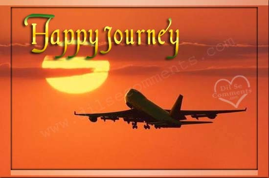 Happy Journey HD Wallpaper | Hindi Motivational Quotes ...