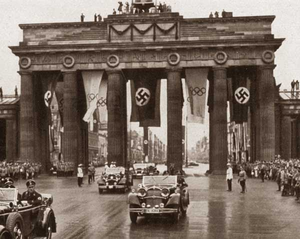 1936 The Triumph at the Berlin Olympics picture
