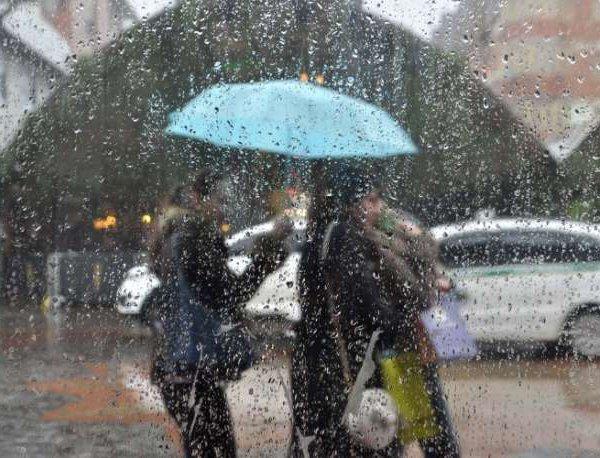Alerta para temporal, raios, rajadas de ventos e até granizo no Espírito Santo