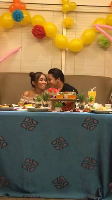 Kathyrn Bernardo And Daniel Padilla Caught Doing This In A Party! Watch This!