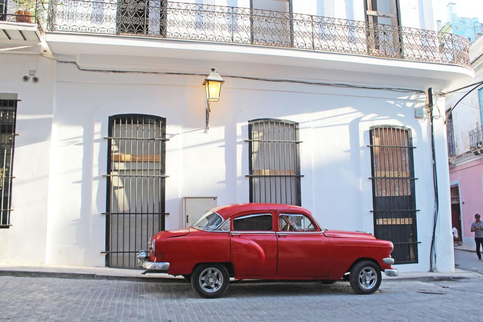 making restorations Havana day 3.6