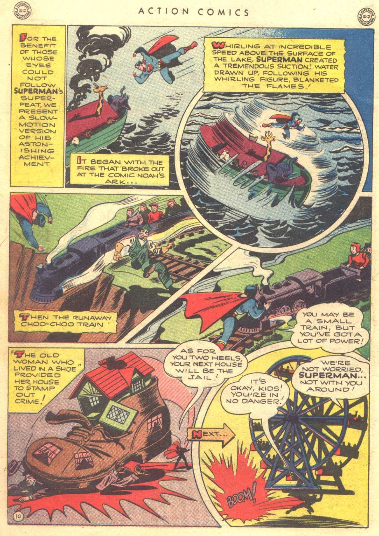 Read online Action Comics (1938) comic -  Issue #81 - 12