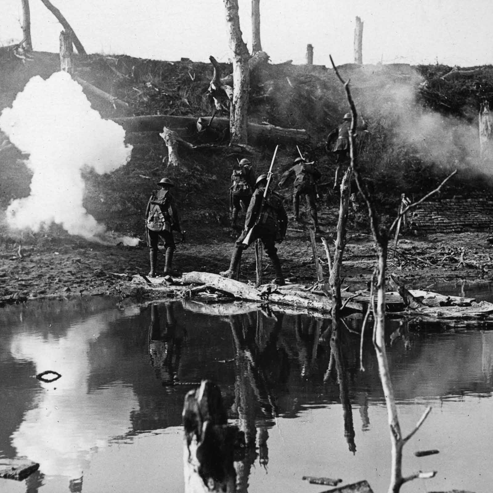 the battle of the somme Why the battle of the somme marked a turning point in world war i.